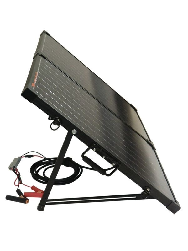 Solarkoffer 100W